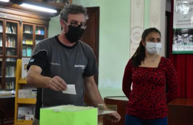 GANADORES SORTEO POR EL DÍA DEL EMPLEADO DE COMERCIO.