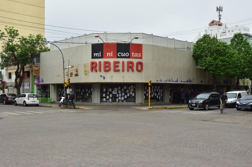 SITUACIÓN RIBEIRO
