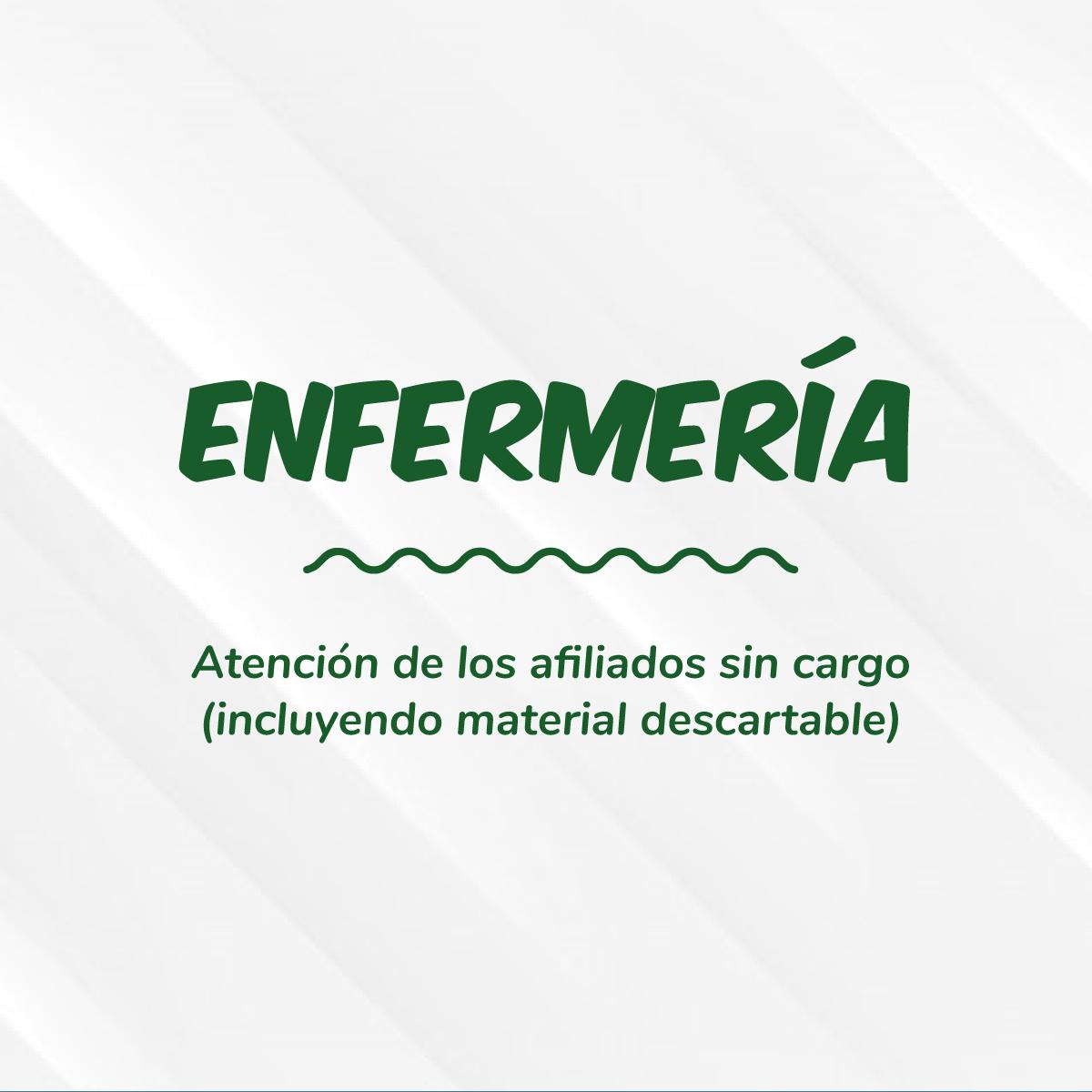 #BeneficiosCEC ENFERMERÍA