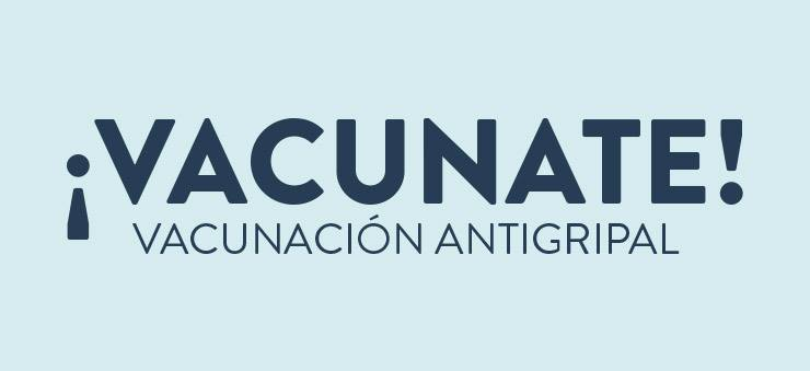 VACUNACION ANTIGRIPAL #OSECAC