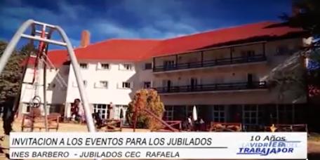 ACTIVIDADES ESPECIALES PARA  JUBILADOS