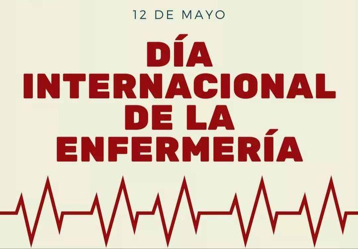Hoy celebramos el Día Internacional de la Enfermería.