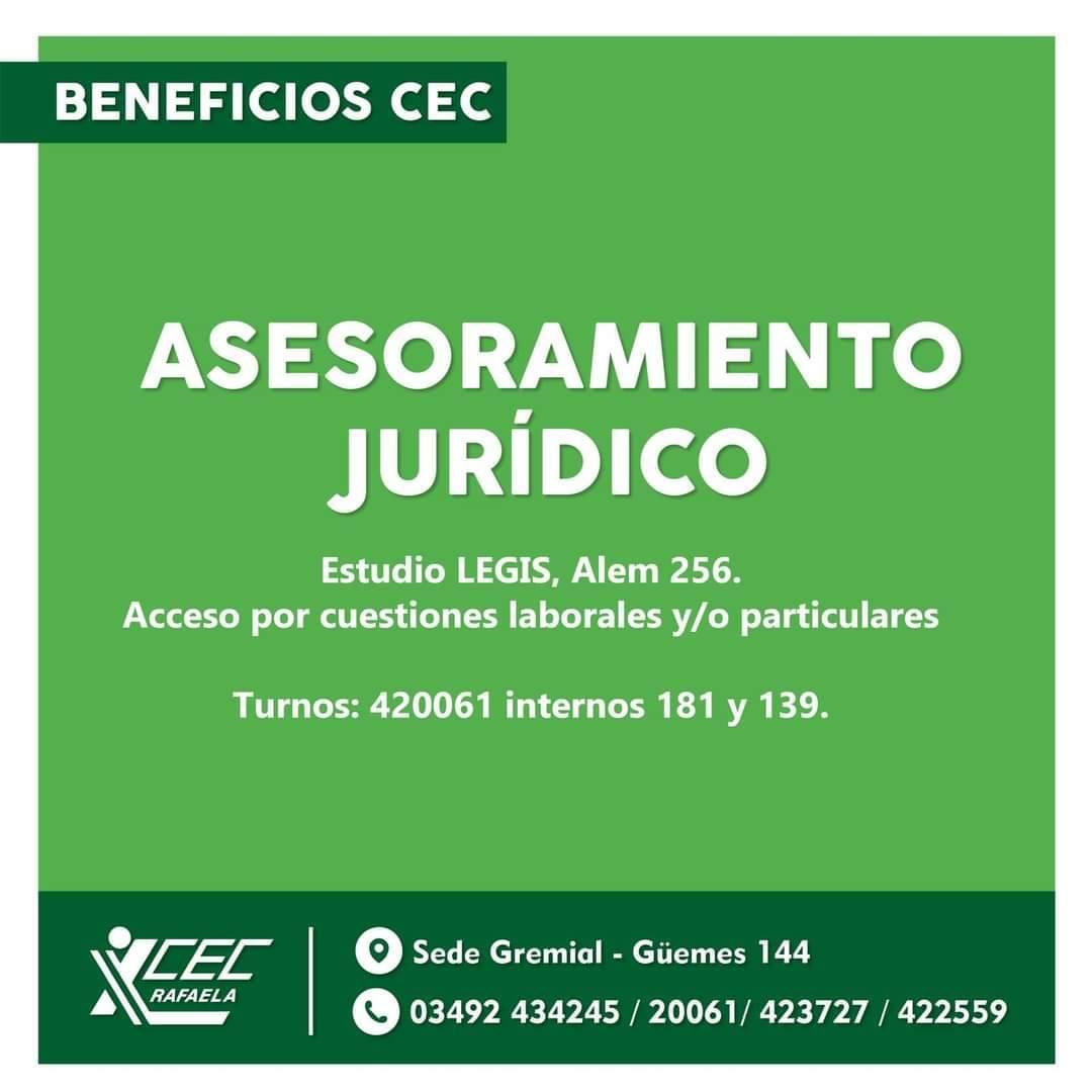 #BeneficiosCEC