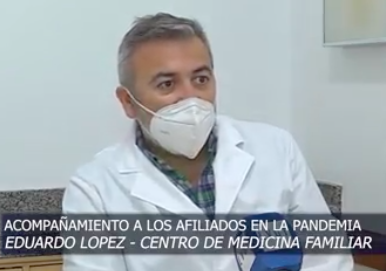 JUAN BERCA S. GENERAL Y DR EDUARDO LOPEZ