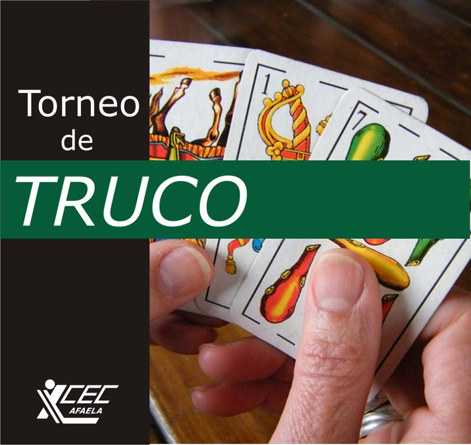 TORNEO DE TRUCO